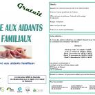 Aide aux aidants familiaux (Malaunay)