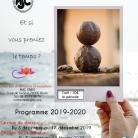 """MJC GRIEU - Programme 2019-2020 """"Atelier Bien-Être Seniors"""""""