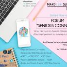 """FORUM """"Seniors connectés"""""""