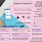 Seniors connectés Novembre 2019 - Inscription à partir du vendredi 25 octobre